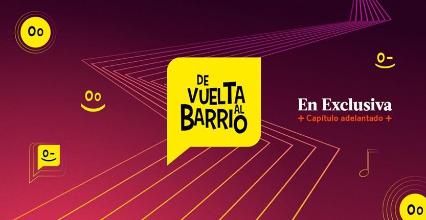 De Vuelta al Barrio 26-01-21 Capítulo 622 Completo
